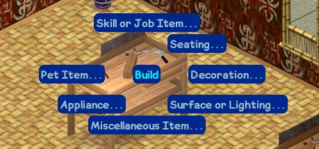 Crafting Table Sims