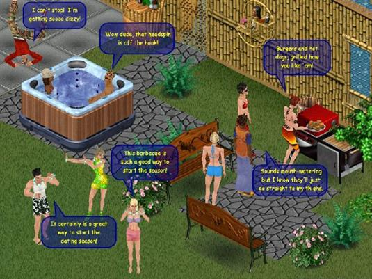 The First 1000 Days Pre Beta Screen Shots The Sims